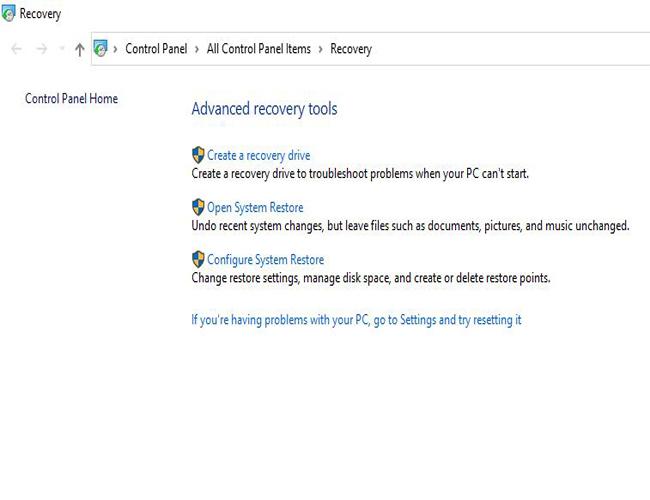 Fix Windows Blue Screen Error