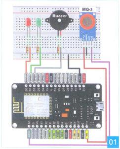 Micro Programming circuit