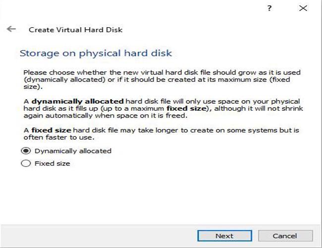 Oracle Virtual